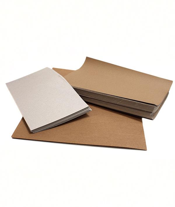 Paper spacers