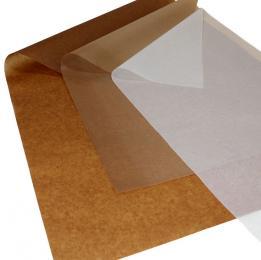 Paraffiniertes Papier